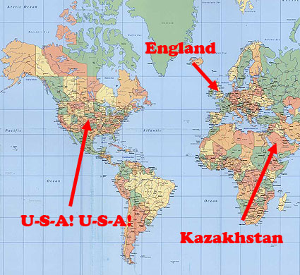Cross country for cancer point to england on a globe so ive made a map if you are one of the brilliant 35 ive included kazakhstan as well so you can learn something new gumiabroncs Image collections